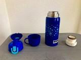 サーモス 保冷 2WAYボトル。小学生の保冷水筒のおすすめ。プレゼントにも