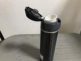 コーヒーOK。保温保冷マイボトル水筒のおすすめ・選び方。ワンタッチで開くよ。