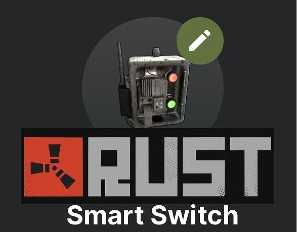 RUST初心者講座 RUST+、スマートスイッチ・スマートアラームの使い方、設定方法
